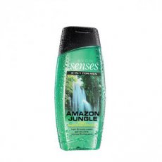 Senses For Men Amazon Jungle Hair and Body Wash - 250ml