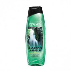 Senses For Men Amazon Jungle Hair and Body Wash - 500ml